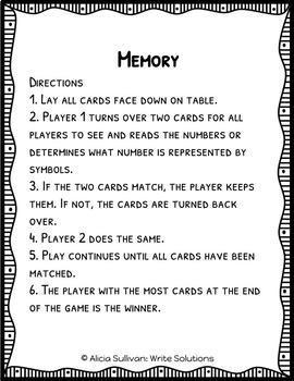 Base Ten Games