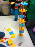 Base-Ten Block Tower Challenge - Problem Solving With Ratios & Unit Price