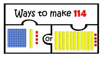 Base Ten Blocks Place Value