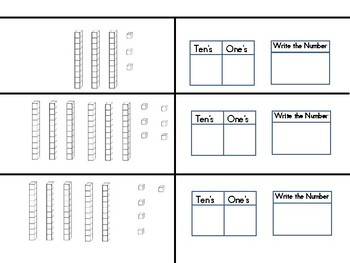 Base Ten Blocks and Place Value