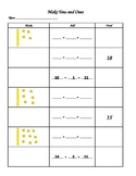 Base Ten Common Core K.NBT.1