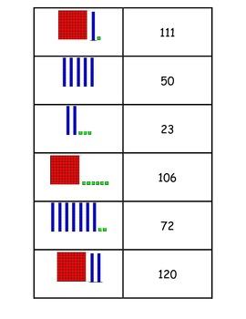 Base Ten Concentration Game
