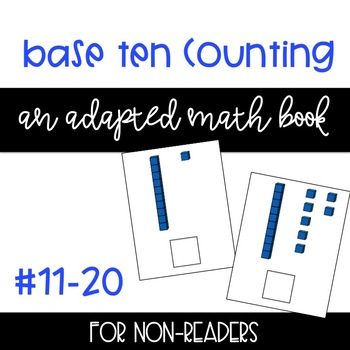 Base Ten: Counting #11-20