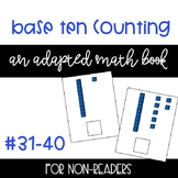 Base Ten: Counting #31-40