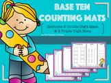 Base Ten Counting Mats