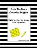 Base Ten Counting Puzzles