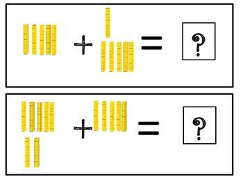 Base Ten Equations- Common Core Math