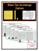 Base Ten Exchange Games