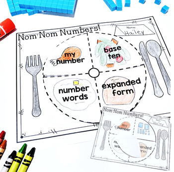 Ten, Expanded Form Read & Write Numbers to 1000: 2.NBT.A.3 Common ...
