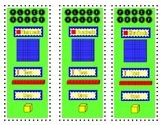 Base Ten Expanded Notation Math Bookmark