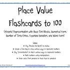 Base Ten Flashcards to 100
