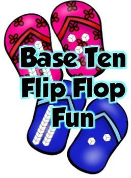 Base Ten Flip Flops