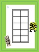 Base Ten Frame Placemats (3 - 10)