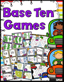 Base Ten Games - 3 Base Ten Games!!
