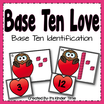 Base Ten Love - Base Ten Identification