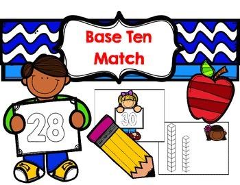 Base Ten Match