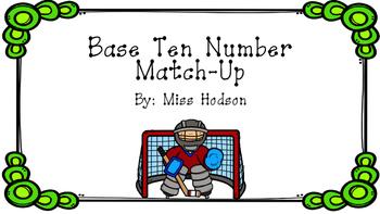 Base Ten Match-Up
