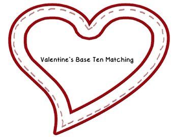 Base Ten Matching