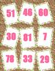 Base Ten Blocks Matching Game
