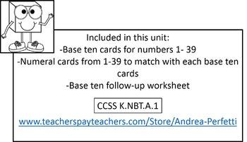 Base -Ten Math Center