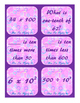 Base Ten Myster and Base Ten Patterns