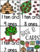 Base Ten Number Cards