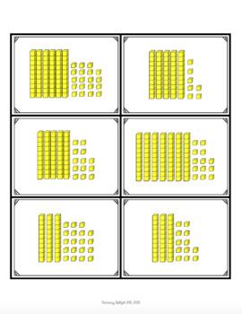 Base Ten Number Sort (A Place Value Game)