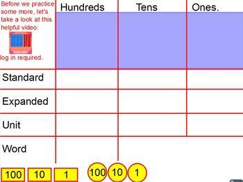 Base Ten Numbers Unit