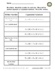 Base Ten Numerals, Number Names and Expanded Form - 4.NBT.2