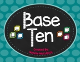 Base Ten Packet