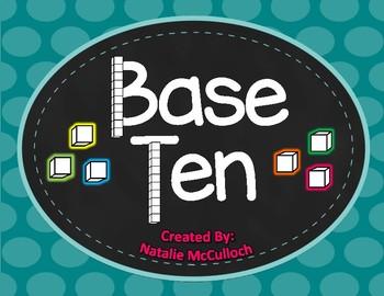 Base Ten Packet