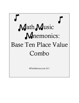Base Ten Place Value Combo