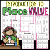 Base Ten Place Value Practice Worksheets