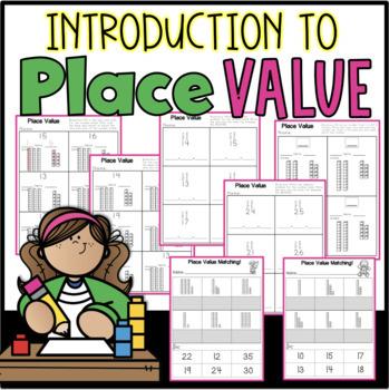 Base Ten Place Value Practice Worksheets