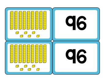 Base Ten Playing Cards