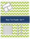 Base Ten Puzzle- Set 4