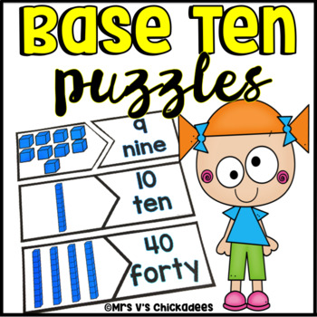 Base Ten Puzzles Center