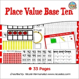 Place Value - Base Ten Block Party