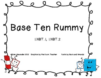 Base Ten Rummy and Other Place Value Games