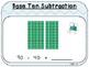 Base Ten Subtraction-Teacher Slides (First Grade, 1.NBT.6)