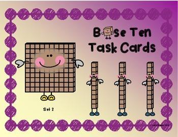 Base Ten Task Cards