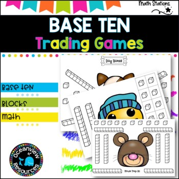 Base Ten Trading Games