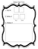 Base Ten Work-mat