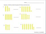 Base Ten Worksheet