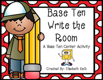 Base Ten Write the Room