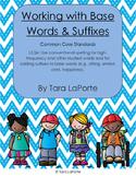 Base Words & Suffixes L3.2e