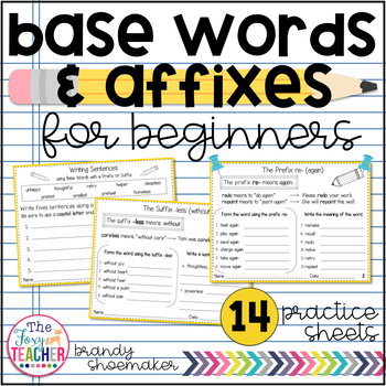Prefixes, Suffixes, and Root Words