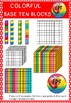Base ten graphics clipart FULL PRODUCT