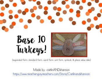 Base ten turkeys!