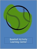 Baseball Activity